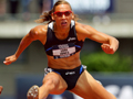 Olympics: Lolo Jones - U.S. Hurdler