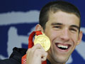 Olympics: Images of Michael Phelps' 8 gold medals