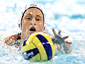Olympic Water Polo: U.S. Women in medal contention