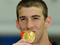 Michael Phelps: I wanna be like Mike