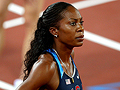 Mike Powell: Sanya Richards' Surprising Falter