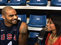 Dominique Dawes: Carlos Boozer, 1-on-1