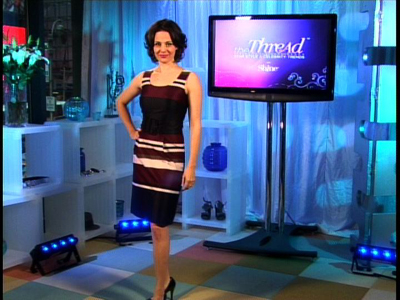 The Thread, Fashion Icon of the Year @ Yahoo! Video
