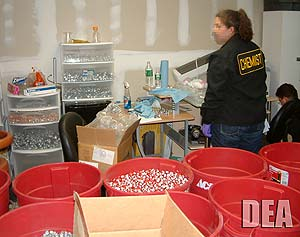Largest-ever steroid bust    seizures in 56 labs across the country