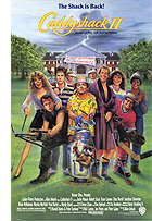 Caddyshack 2 poster